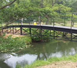 Bespoke Footbridge